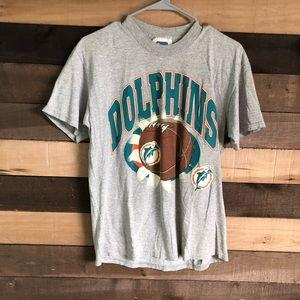 Vintage NFL Miami Dolphins Shirt Men's size M